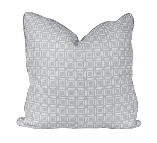 San Michele Pillow with Contrast Cord