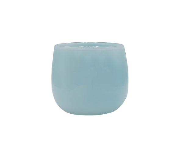 Large Pot in Pale Blue