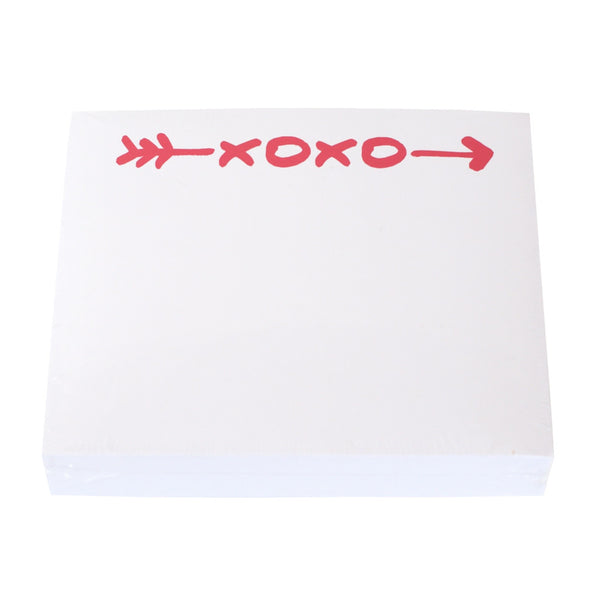 XOXO Large Notepad