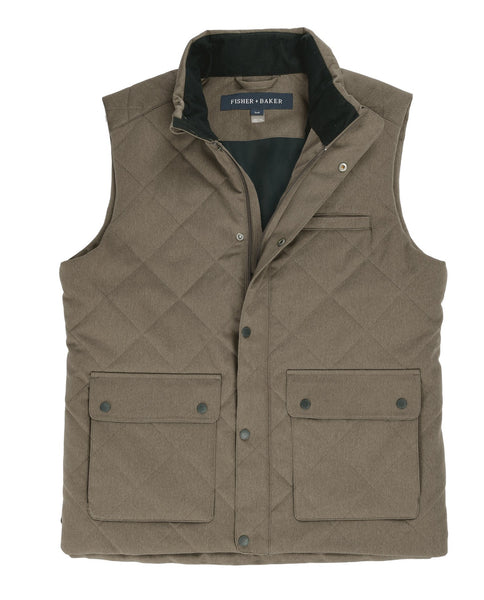 Fisher + Baker Men's Lexington Vest