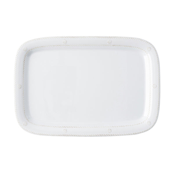 Berry & Thread Melamine Whitewash Serving Platter