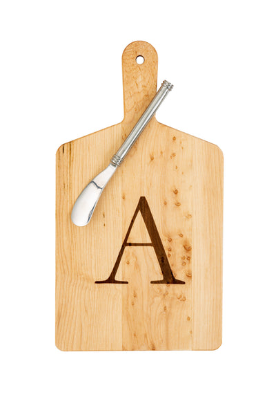 "Maple Cheese Board ""A"""
