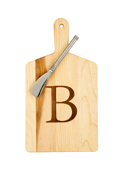 "Maple Cheese Board ""B"""
