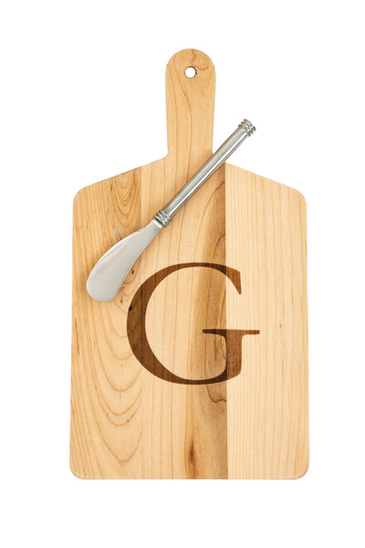 "Maple Cheese Board ""G"""