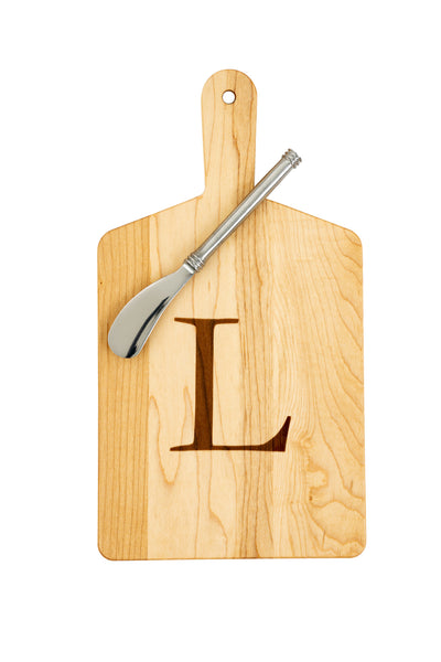 "Maple Cheese Board ""L"""