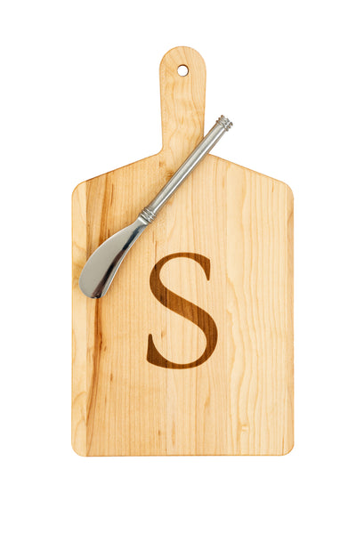 "Maple Cheese Board ""S"""