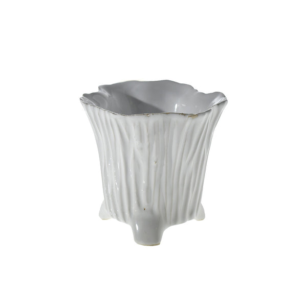 Mellie Pot, White Small