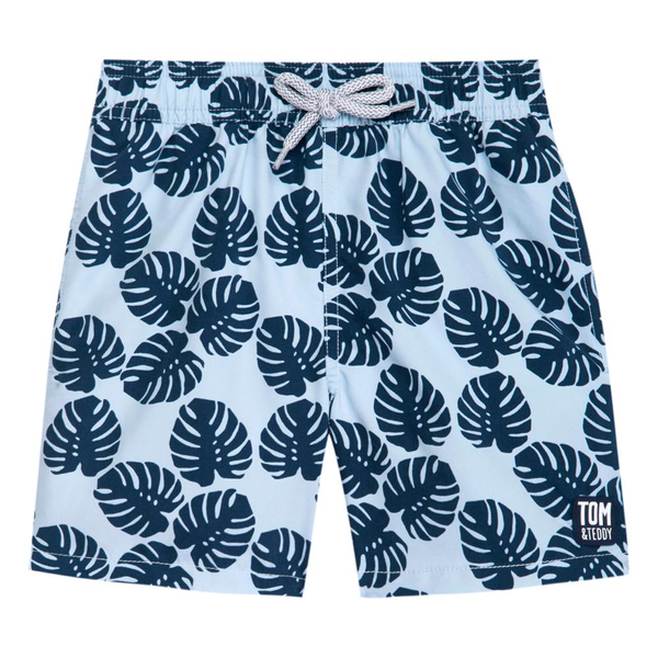 Tom & Teddy Boy's Monstera Trunks