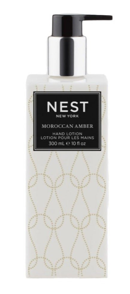 NEST moroccan amber hand lotion