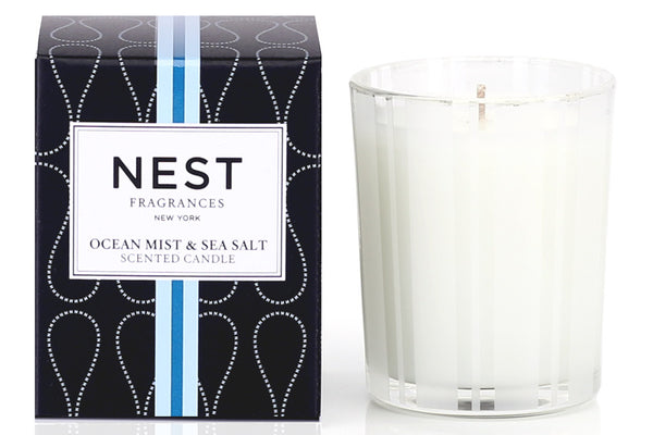 Ocean Mist and Sea Salt Votive Candle