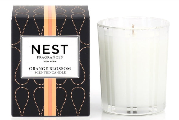 Orange Blossom Votive Candle