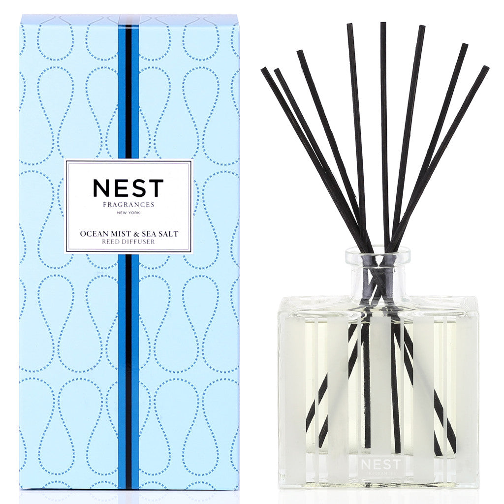 Ocean Mist and Sea Salt Reed Diffuser