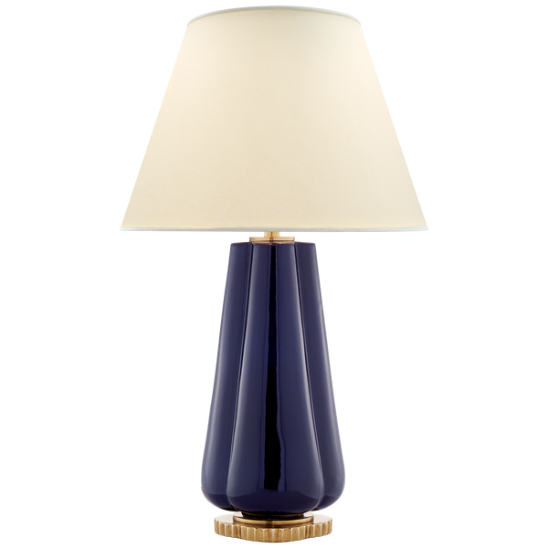 Penelope Table Lamp, Denim