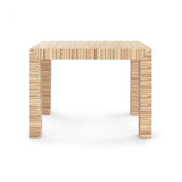 Parsons Papyrus Side Table in Natural