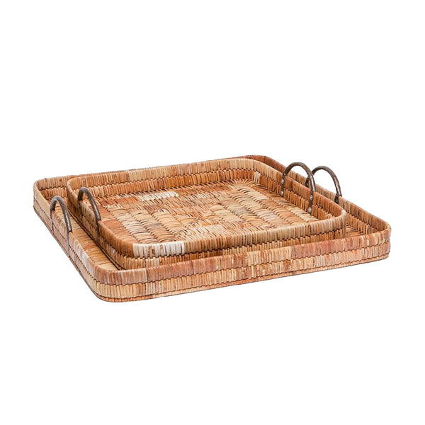royston square tray, large