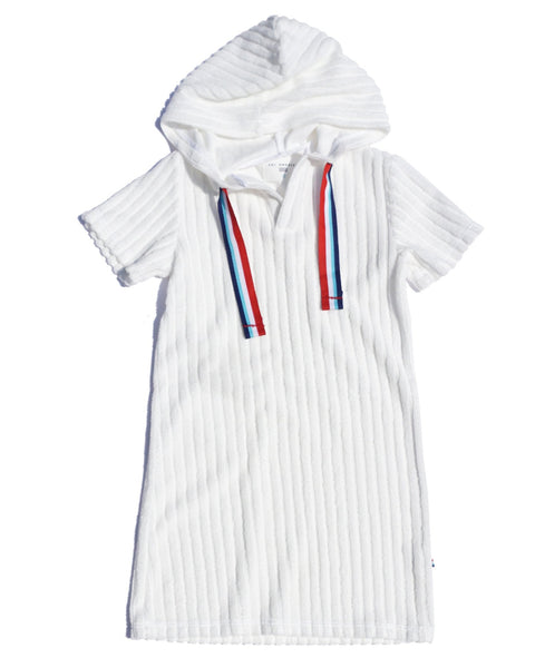 Sol Angeles Santa Rosa Terry Hoodie Dress