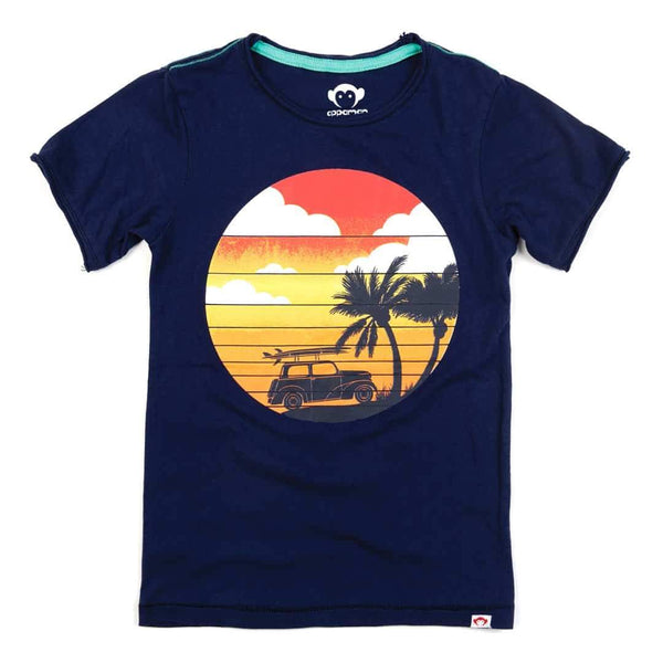 Appaman Graphic Tee Surf Life