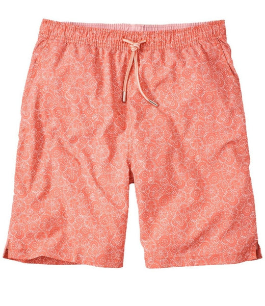 Peter Millar Swirling Dots Swim Trunk