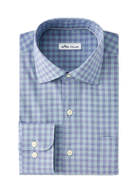 Peter Millar Felix Cotton-Blend Sport Shirt