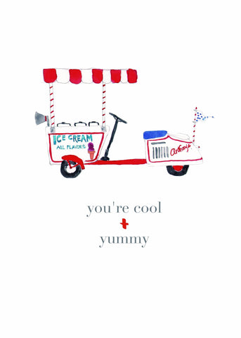 #143 Cool + Yummy - Spot On Collective