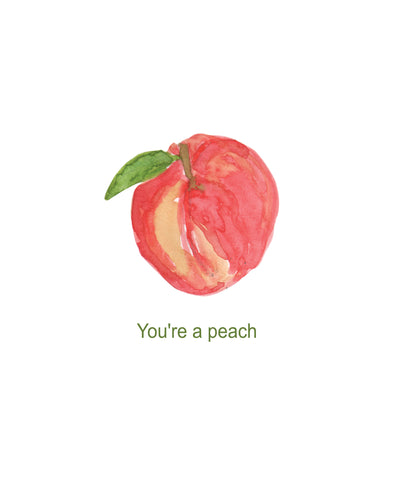 #117 Peach - Spot On Collective