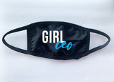 Girl CEO Face Mask