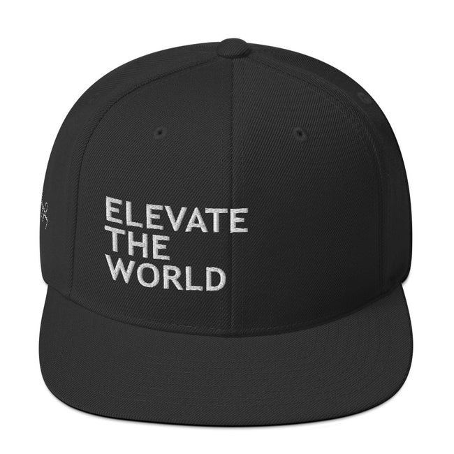 Elevate the World Snapback - Deviant Sway