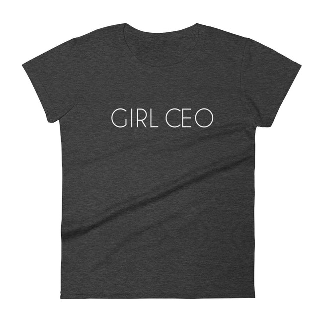 Women's Girl CEO short sleeve t-shirt - Deviant Sway