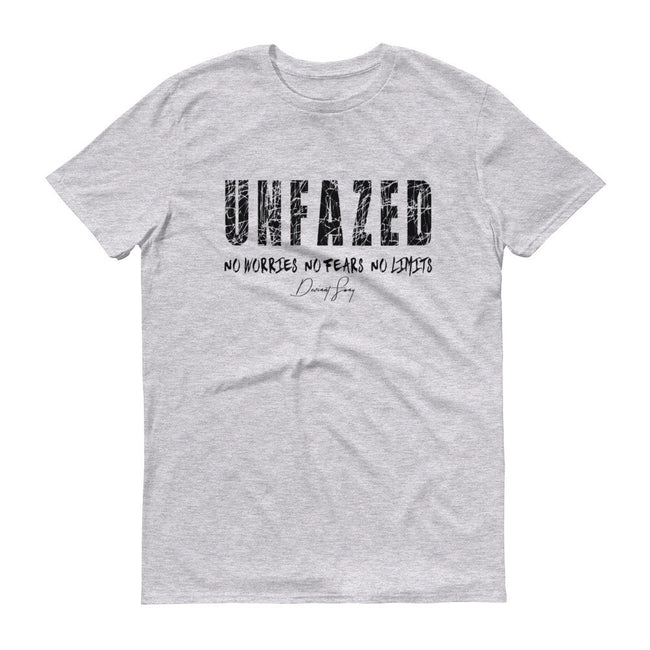 Men's UNFAZED short sleeve t-shirt - Deviant Sway