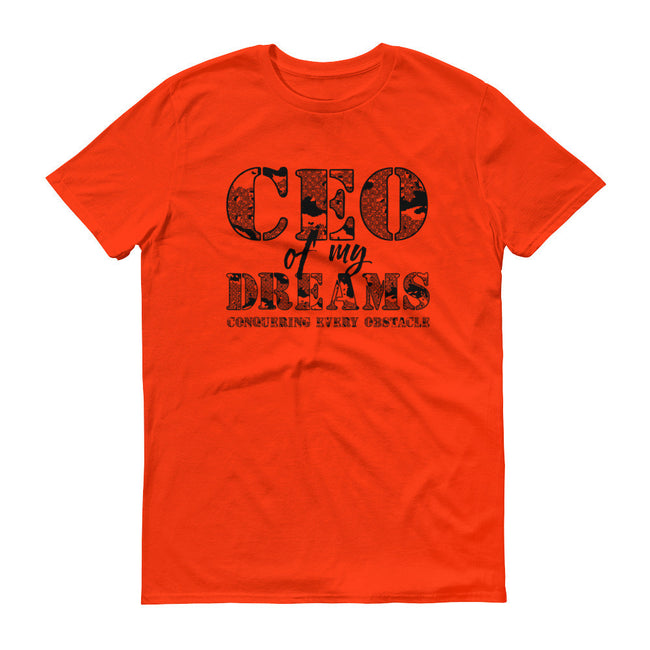 Men's CEO of My Dreams short sleeve t-shirt - Deviant Sway