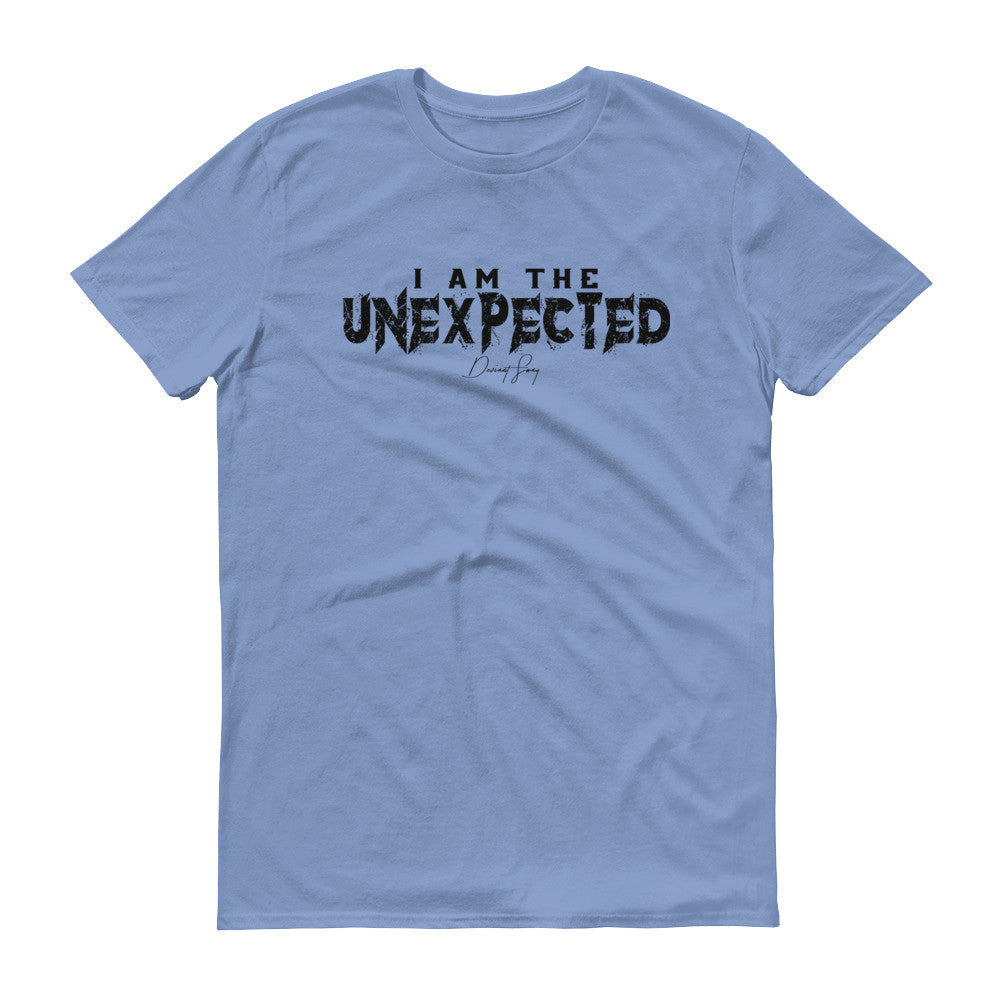 Men's I AM the Unexpected short sleeve t-shirt