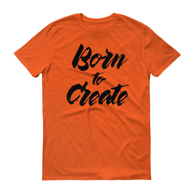 Men's Born to Create short sleeve t-shirt - Deviant Sway