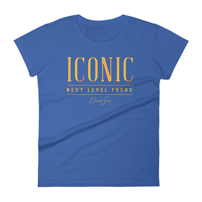 Women's ICONIC short sleeve t-shirt - Deviant Sway