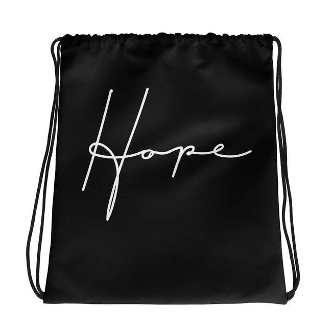 Hope Drawstring bag - Deviant Sway