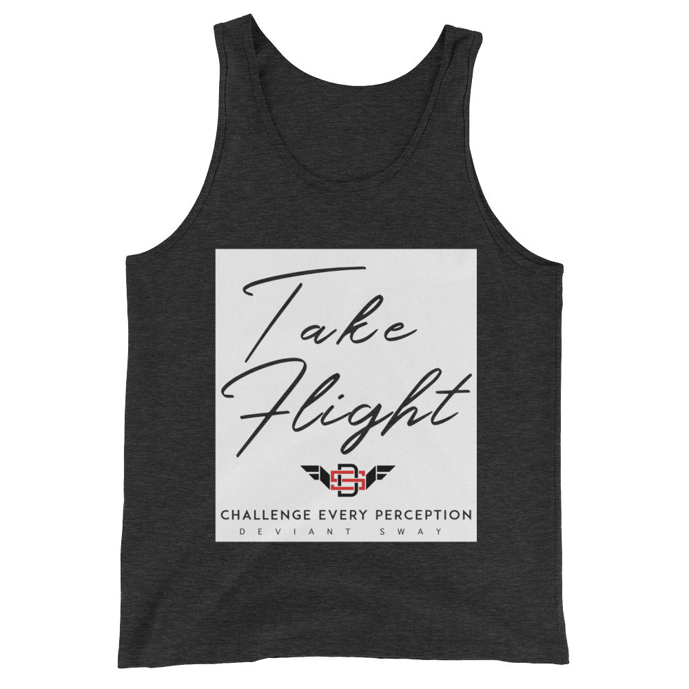 Men's Deviant Sway Take Flight Territory tank top