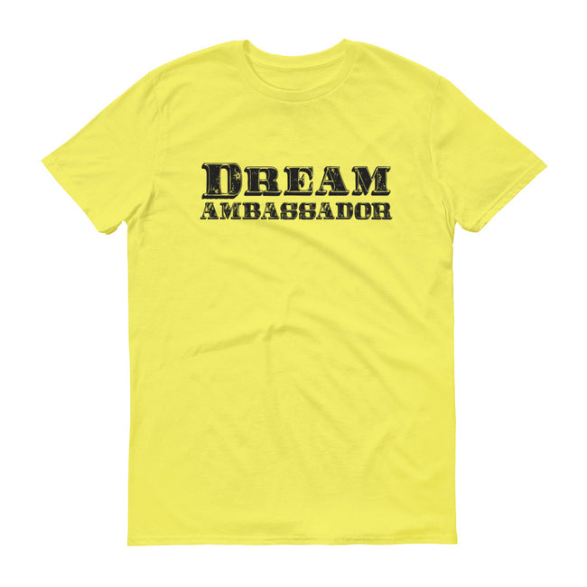 Men's Dream Ambassador short sleeve t-shirt - Deviant Sway