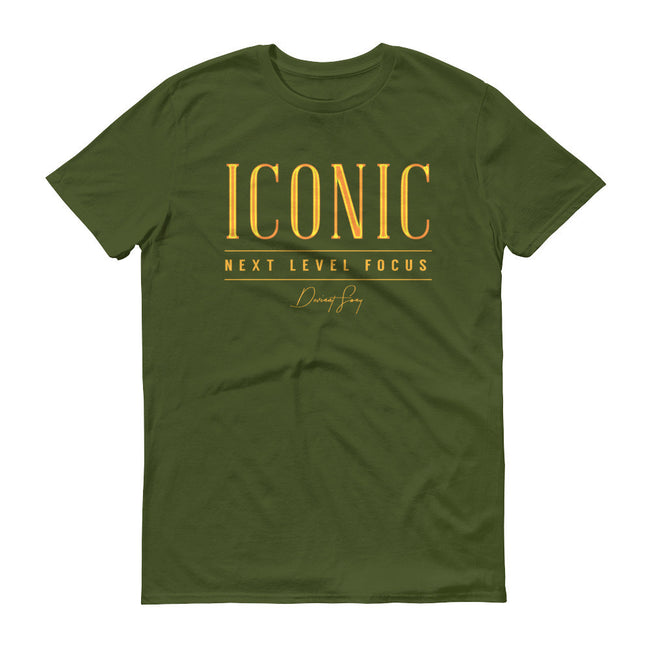 Men's ICONIC short sleeve t-shirt - Deviant Sway