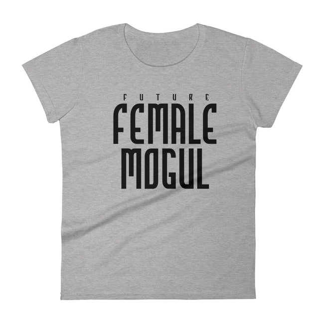 Women's Future Female Mogul short sleeve t-shirt - Deviant Sway