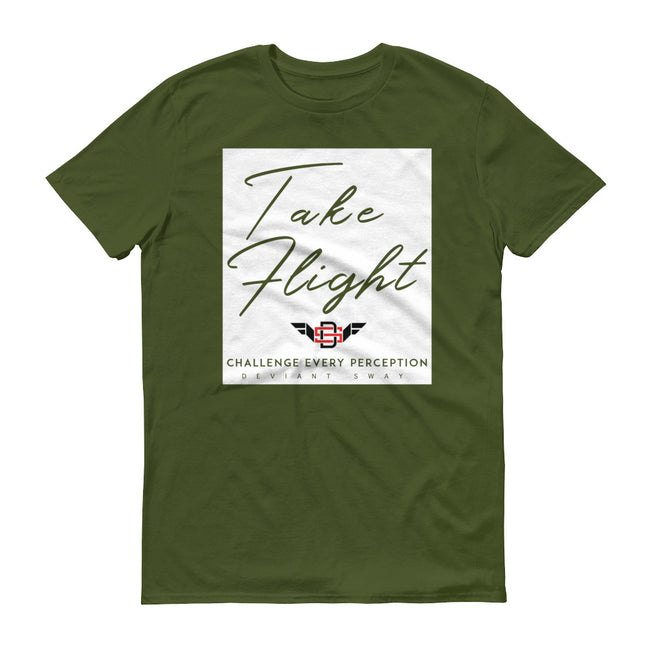 Men's Deviant Sway Take Flight Territory short sleeve t-shirt - Deviant Sway