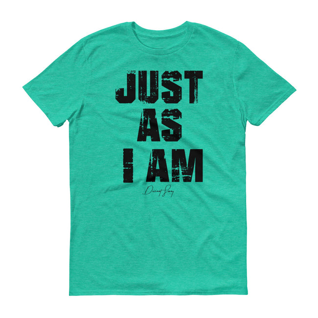 Men's Just As I Am short sleeve T-Shirt - Deviant Sway