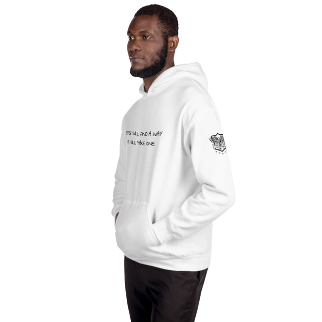 I Will Find a Way Pullover Hoodie - Deviant Sway