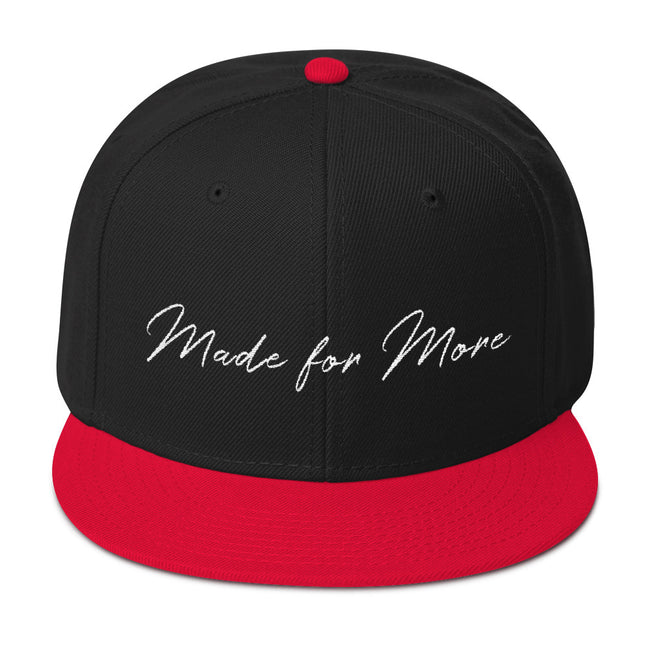 Made for More Snapback - Deviant Sway