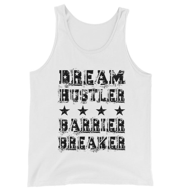 Men's Dream Hustler Barrier Breaker tank top - Deviant Sway