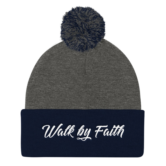 Walk by Faith Knit Cap Beanie - Deviant Sway