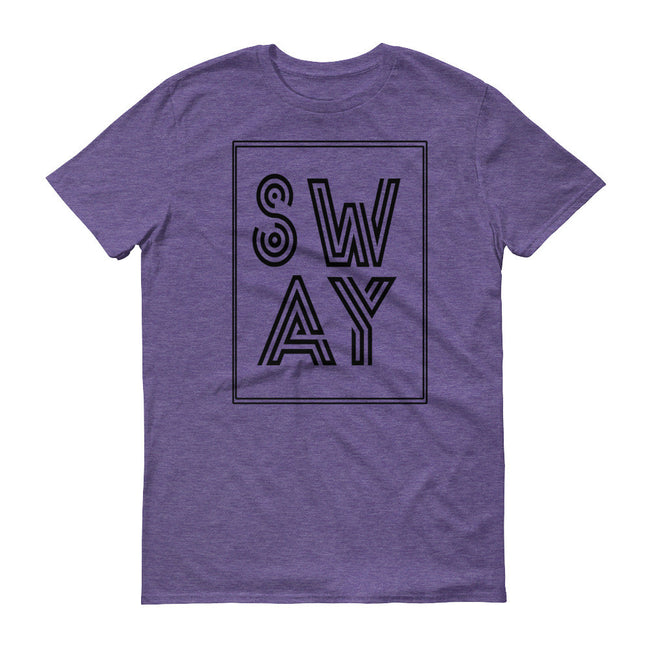 Men's SWAY Authority Signature short sleeve t-shirt - Deviant Sway