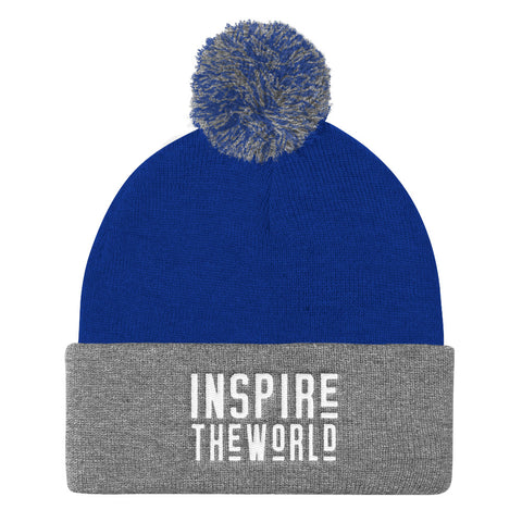 Inspire the World Knit Cap Beanie