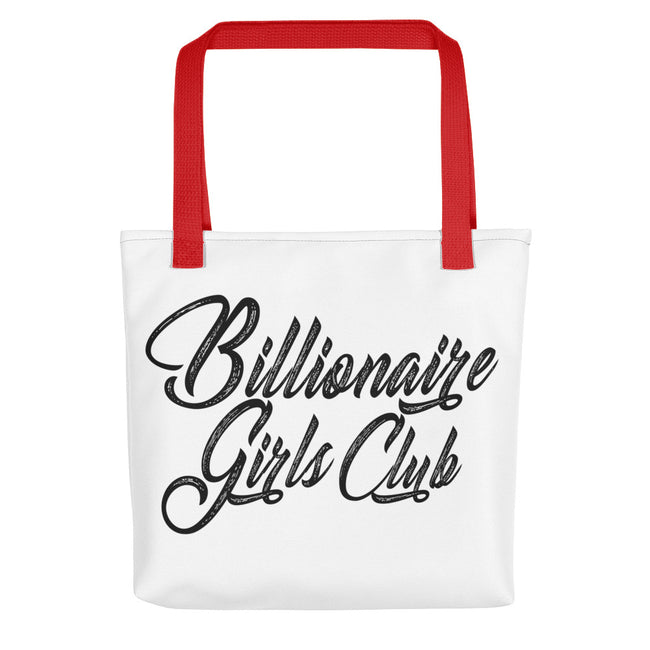 Billionaire Girls Club Tote bag - Deviant Sway