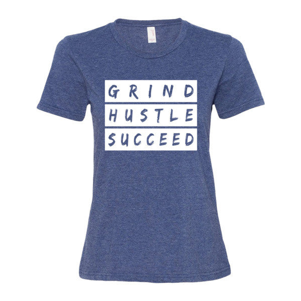 Women's Grind Hustle Succeed short sleeve t-shirt - Deviant Sway