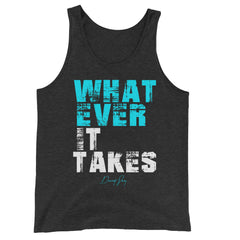 Men's Whatever it Takes tank top