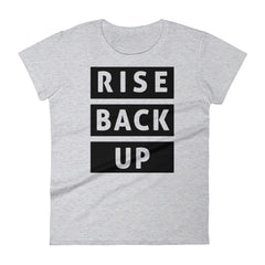 Women's Rise Back Up short sleeve t-shirt